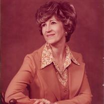 Clara Joyce Barger