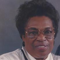 Inez Woods- Jackson