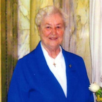 Sr.  Patricia Huesman SSND
