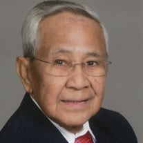 "Dr.  Celedonio ""Don"" Manuel Asuncion"