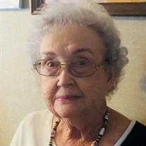 Wanda May Elerson