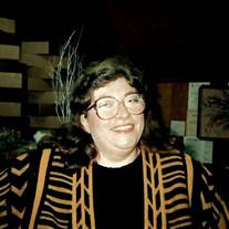 Mrs. Iris Margaret Greenwald