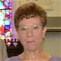 Mrs. Gloria Jean Spencer
