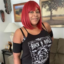 Ms. LaToscha Annette Bracey
