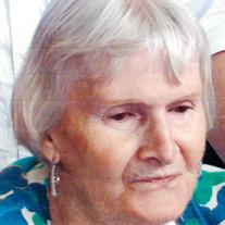 "Barbara ""Bobbie"" Jean Wright"