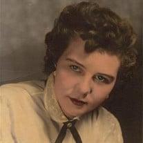 Carol Ann Moody Loveall Pulver
