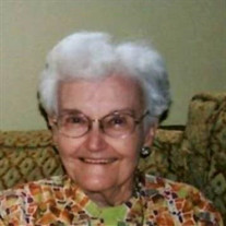 Marion Elizabeth Cuddeback