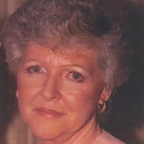 "Mrs. DOROTHY MAY ""DOT"" HANNOCK GARNER"