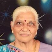Manjulaben Chandrakant Patel