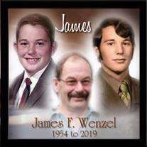 James F. Wenzel