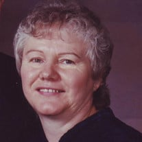 Betty Jean Percival (Lebanon)