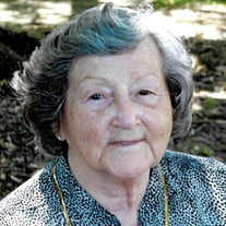 Geraldine Punch Adams