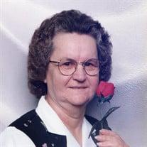 Margie Mae Sherrod Dorsey