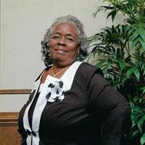 Mrs. Marie Ann Dupree Hill