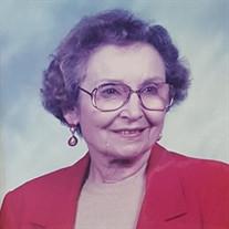 Mrs. Violet W. Holman
