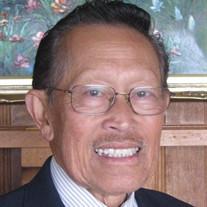 Eliseo Bobila Serina, M.D.