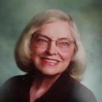 Elva Gae (Petersen) Cowley