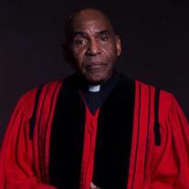 Rev.  Freddie L.  Brown Sr