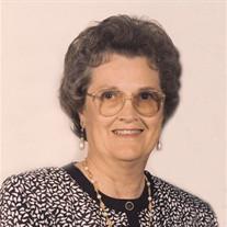 Martha Loulean Goodwin of Henderson, TN