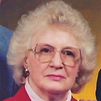 Patsy Ruth Tedder Gadd
