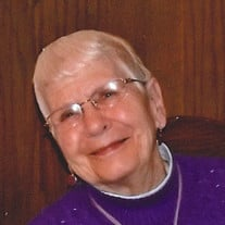 June Marie Garnett