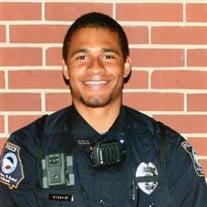 Officer Tristan Michael Clemmons