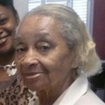 Mrs. Willie Mae Odum-Bush