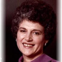 """Mrs.  Iris  """"Elizabeth"""" Hughes"""