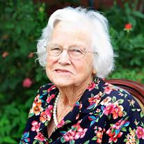 Eva June Cowles