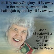 Edna Joan Miller
