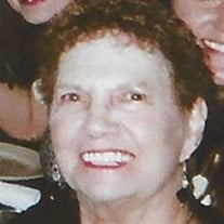Mrs. Jeanette M. Gregory