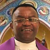 Fr.  Thaddeus Kiwera