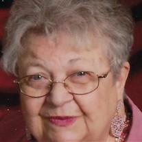 Margaret Seymour Rowland