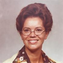 Jeanne W. Weaver