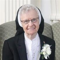 Sister M. Ruth Zacharias, OSF