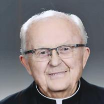 Msgr. Donald H. Krebs