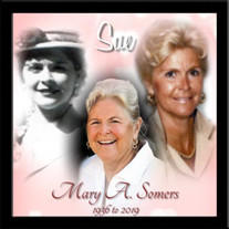 "Mary A. ""Sue"" Somers"