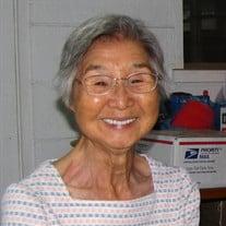 """Hideko """"Harriet"""" Hasegawa Miyajima"""