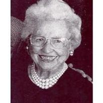 June Whitehead Monson