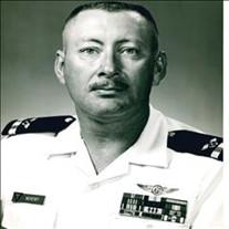 Retired CWO3 (US Navy) Morgan P. McHenry