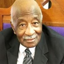 Bishop James Ray Turner Sr.