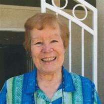 Sr. Sylvia Bernardine Parkes