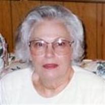 Katherine  Earline Thomas