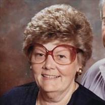 Florence Ann Webster