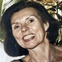 Mrs. Margret Kristjansdottir Arnar