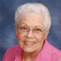Mrs.  Clarice Eileen Sorrow