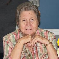 Betty  Morgan Peebles