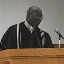 Pastor Ronald Lee Williams