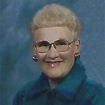 Dorothe Mae Luisier