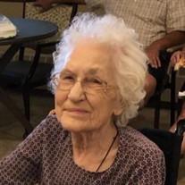 Mrs. Dorothy E. David